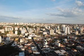 Bílaleiga Uberlandia, Brasílía