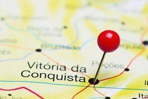 Bílaleiga Vitoria da Conquista, Brasílía