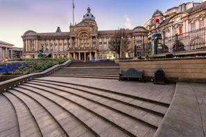 Bílaleiga Birmingham, Bretland