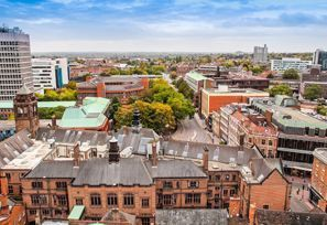 Bílaleiga Coventry, Bretland