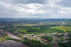 Bílaleiga Glasgow Prestwick, Bretland