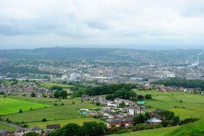 Bílaleiga Huddersfield, Bretland