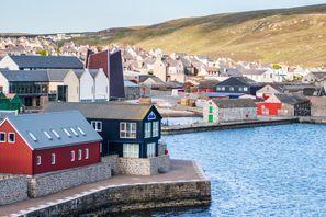 Bílaleiga Shetland Islands, Bretland
