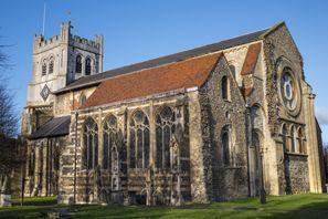 Bílaleiga Waltham Abbey, Bretland