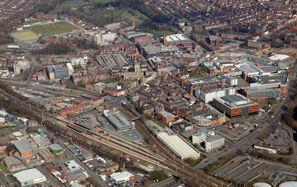 Bílaleiga Wigan, Bretland