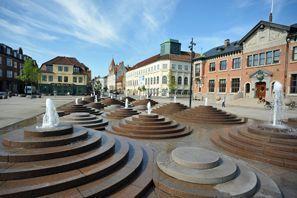 Bílaleiga Aalborg, Danmörk
