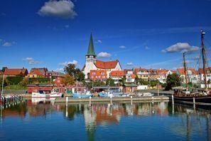 Bílaleiga Bornholm, Danmörk
