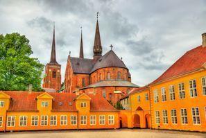 Bílaleiga Roskilde, Danmörk