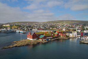 Bílaleiga Torshavn, Danmörk
