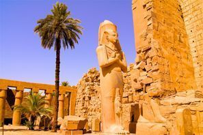 Bílaleiga Luxor, Egyptaland