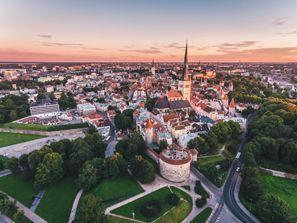 Bílaleiga Tallinn, Eistland