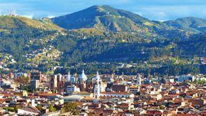 Bílaleiga Cuenca, Ekvador
