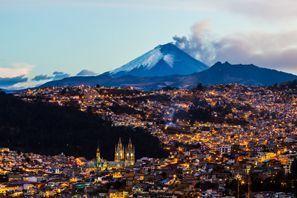 Bílaleiga Quito, Ekvador