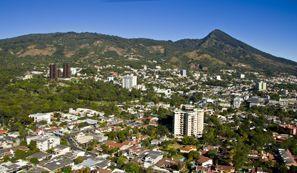 Bílaleiga San Salvador, El Salvador
