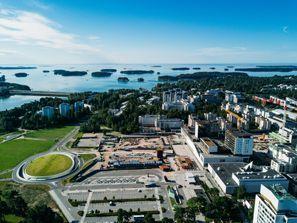 Bílaleiga Espoo, Finnland