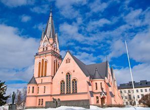 Bílaleiga Kemi, Finnland