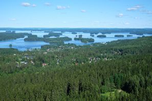 Bílaleiga Kuopio, Finnland