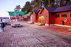 Bílaleiga Maarianhamina, Finnland