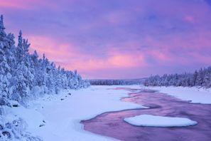 Bílaleiga Muonio, Finnland
