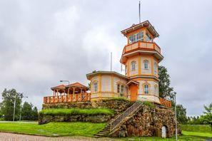 Bílaleiga Oulu, Finnland