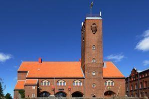Bílaleiga Pietarsaari, Finnland