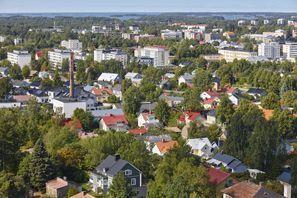 Bílaleiga Rauma, Finnland