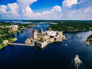 Bílaleiga Savonlinna, Finnland
