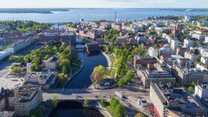 Bílaleiga Tampere, Finnland