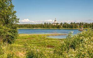 Bílaleiga Tornio, Finnland