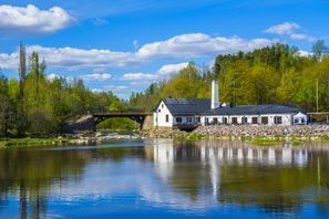 Bílaleiga Vantaa, Finnland