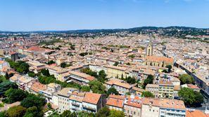 Bílaleiga Aix En Provence, Frakkland