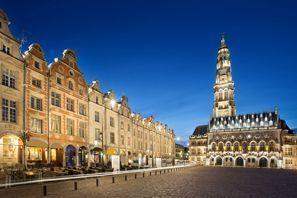 Bílaleiga Arras, Frakkland