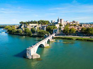 Bílaleiga Avignon, Frakkland