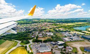 Bílaleiga Basel - Mulhouse, Frakkland