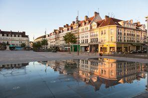 Bílaleiga Beauvais, Frakkland