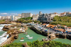Bílaleiga Biarritz, Frakkland