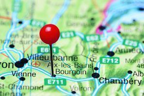 Bílaleiga Bourgoin Jallieu, Frakkland