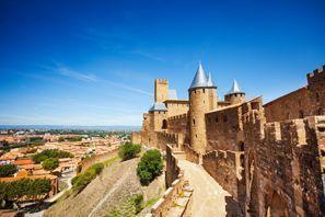Bílaleiga Carcassonne, Frakkland
