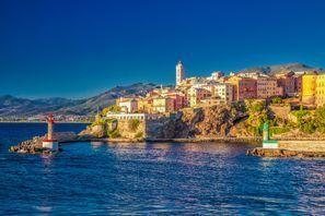 Bílaleiga Bastia, Franska Korsíka