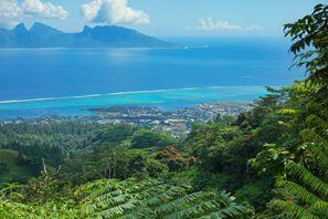 Bílaleiga Moorea Island, Franska Pólynesía
