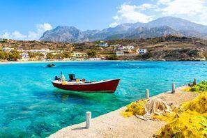 Bílaleiga Crete, Grikkland