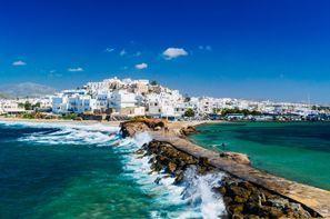 Bílaleiga Naxos, Grikkland