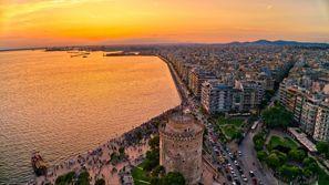 Bílaleiga Thessaloniki, Grikkland