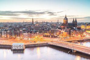 Bílaleiga Amsterdam, Holland