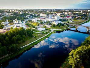 Bílaleiga Vitebsk, Hvíta Rússland