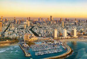 Bílaleiga Tel Aviv, Ísrael