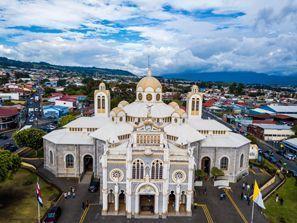 Bílaleiga Cartago, Kosta Ríka