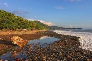 Bílaleiga Dominical, Kosta Ríka