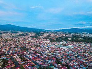Bílaleiga Escazu, Kosta Ríka