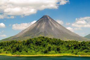 Bílaleiga La Fortuna, Kosta Ríka